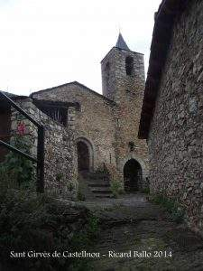 parroquia de sant gervasi castellnou de carcolze