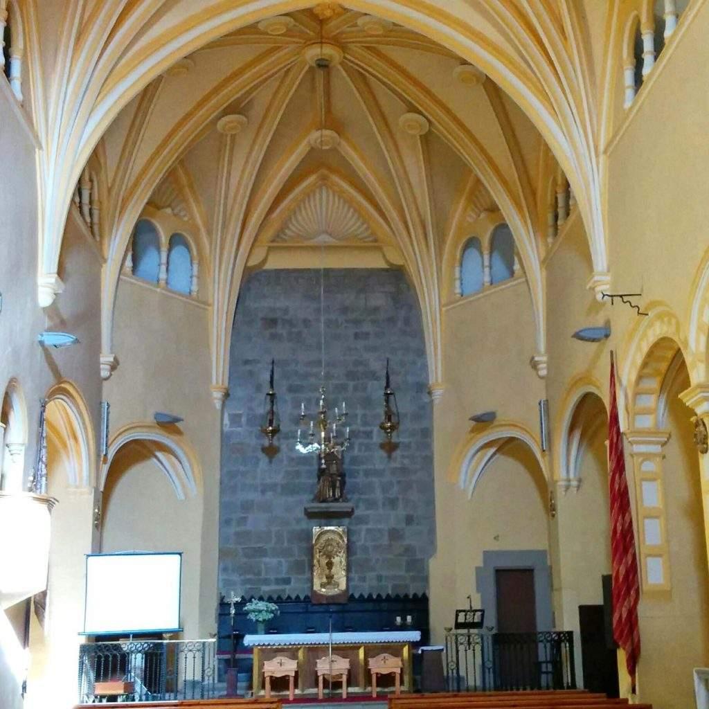parroquia de sant gil tora