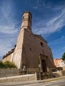 parroquia de sant hilari vilanova del cami