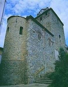 Parroquia de Sant Iscle i Santa Victòria (Dosrius)