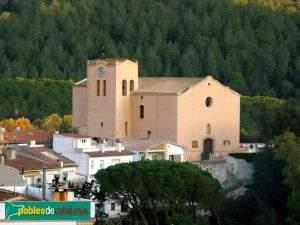 parroquia de sant iscle sant iscle de vallalta