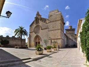 parroquia de sant jaume alcudia