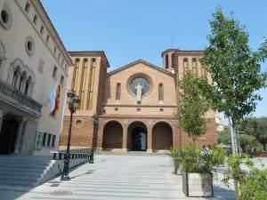 Parroquia de Sant Jaume (Almeda) (Cornellà de Llobregat)