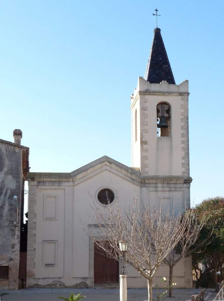 parroquia de sant jaume apostol els garidells