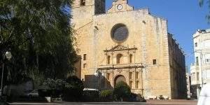 parroquia de sant jaume apostol riudoms