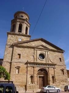 parroquia de sant jaume apostol ulldemolins