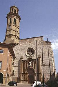 parroquia de sant jaume calaf 1