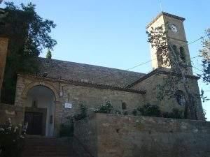 parroquia de sant jaume montclar durgell