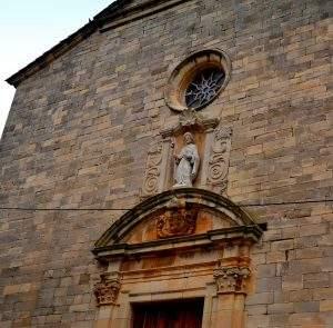 parroquia de sant jaume passanant