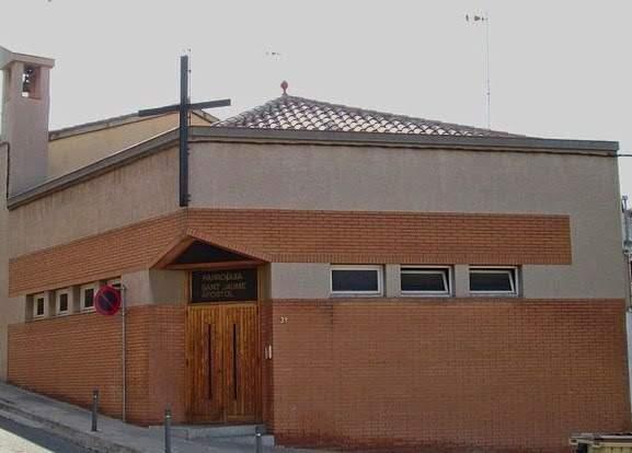 parroquia de sant jaume poble nou sabadell