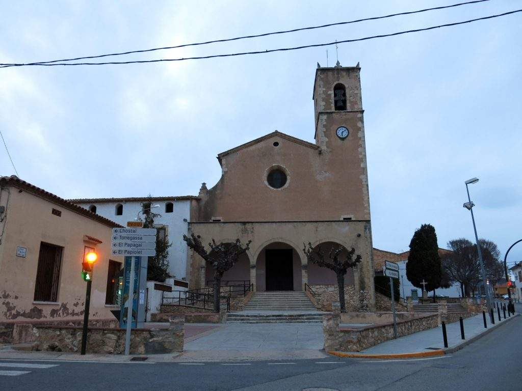 parroquia de sant jaume sant jaume dels domenys