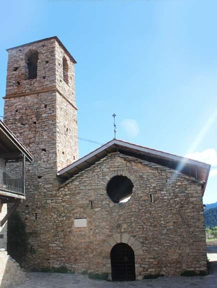 parroquia de sant jaume toloriu