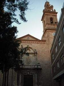 Parroquia de Sant Joan Apòstol (Massamagrell)