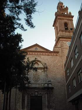 parroquia de sant joan apostol massamagrell