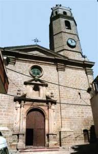parroquia de sant joan baptista benavent de segria