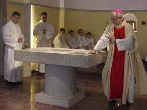 parroquia de sant joan baptista campins