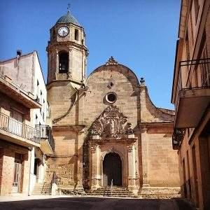 parroquia de sant joan baptista els torms