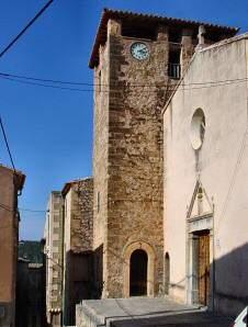 parroquia de sant joan baptista estellencs
