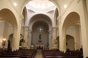 parroquia de sant joan baptista les