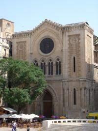 Parroquia de Sant Joan Baptista (Lleida)