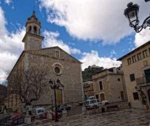 Parroquia de Sant Joan Baptista (Mancor de la Vall)