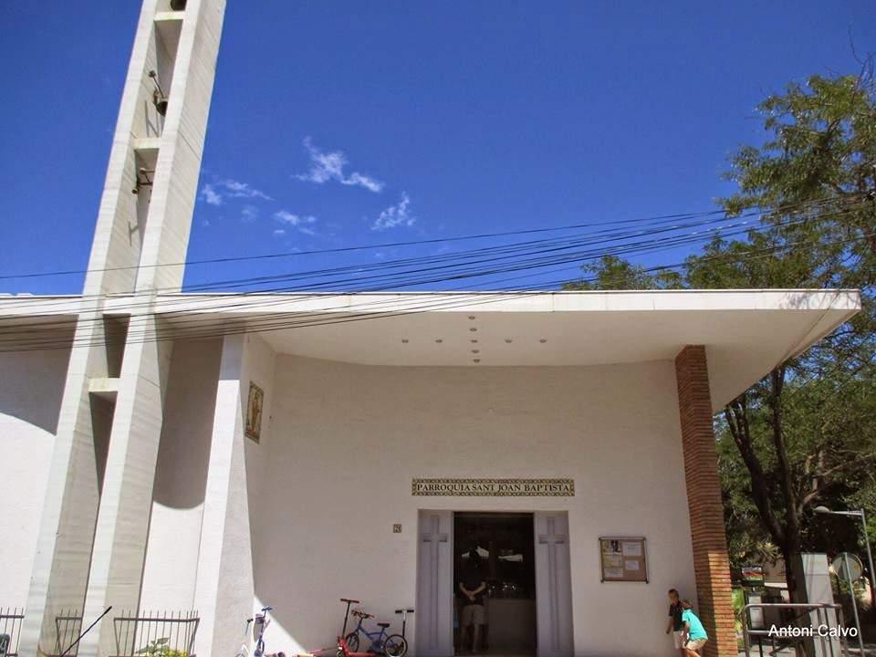 parroquia de sant joan baptista mira sol sant cugat del valles