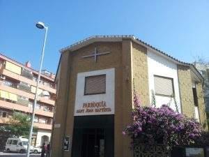 Parroquia de Sant Joan Baptista (Pineda de Mar)