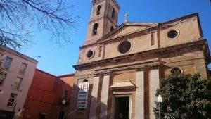 parroquia de sant joan baptista rasquera