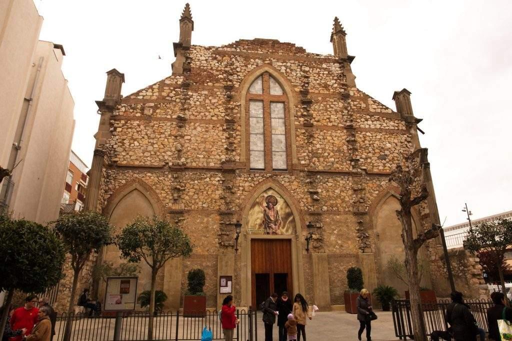 parroquia de sant joan baptista reus