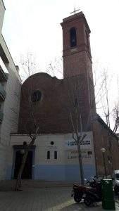 parroquia de sant joan baptista sant adria de besos
