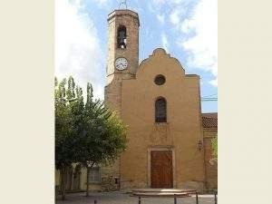 parroquia de sant joan baptista sant feliu de llobregat