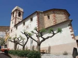 parroquia de sant joan baptista vilanova descornalbou