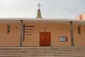 Parroquia de Sant Joan Baptista (Vilanova i La Geltrú)