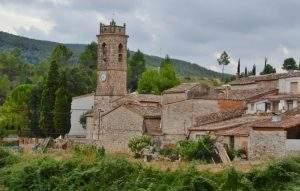Parroquia de Sant Joan (Mediona)