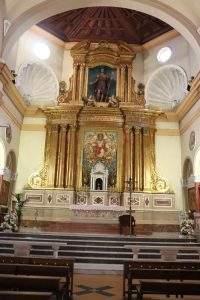 parroquia de sant joan vilassar de mar