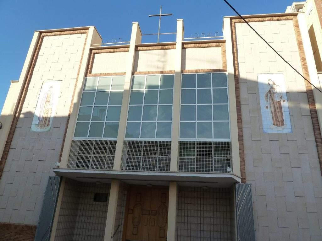 parroquia de sant josep amposta