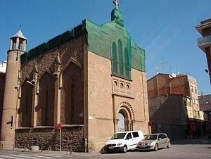 Parroquia de Sant Josep del Poble Nou (Manresa)