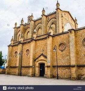 Parroquia de Sant Josep del Terme (S'Indioteria) (Palma de Mallorca)