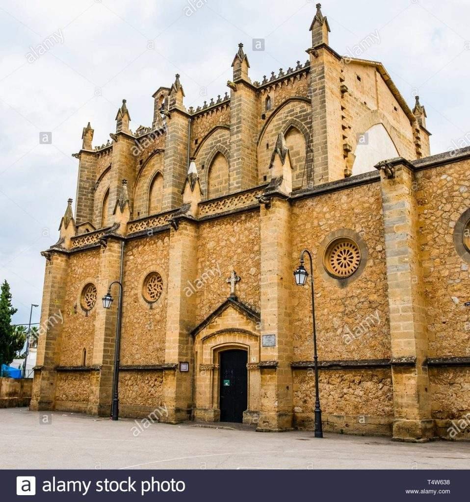 parroquia de sant josep del terme sindioteria palma de mallorca