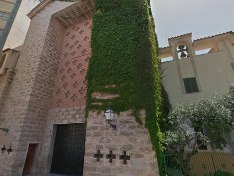 parroquia de sant josep obrer palma de mallorca