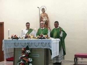 parroquia de sant josep obrer rubi