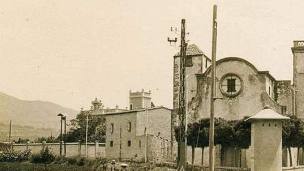 parroquia de sant josep oriol santa coloma de gramenet