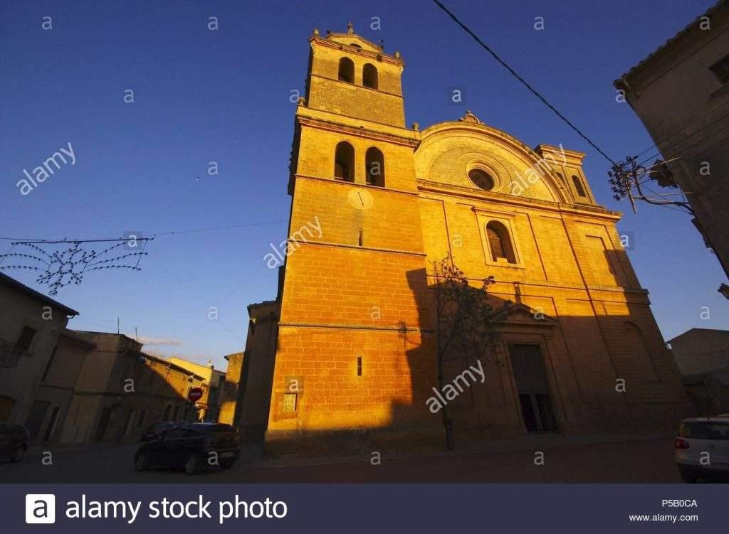 parroquia de sant julia campos