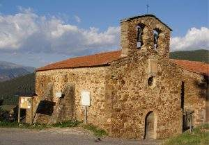 parroquia de sant julia el ges