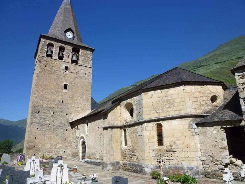parroquia de sant julia garos