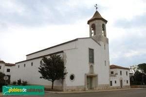 parroquia de sant julia llers