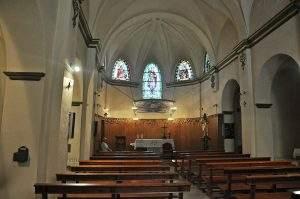 Parroquia de Sant Julià (Montseny)