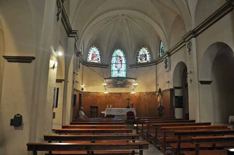 parroquia de sant julia montseny