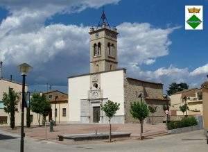 Parroquia de Sant Llorenç (Bescanó)