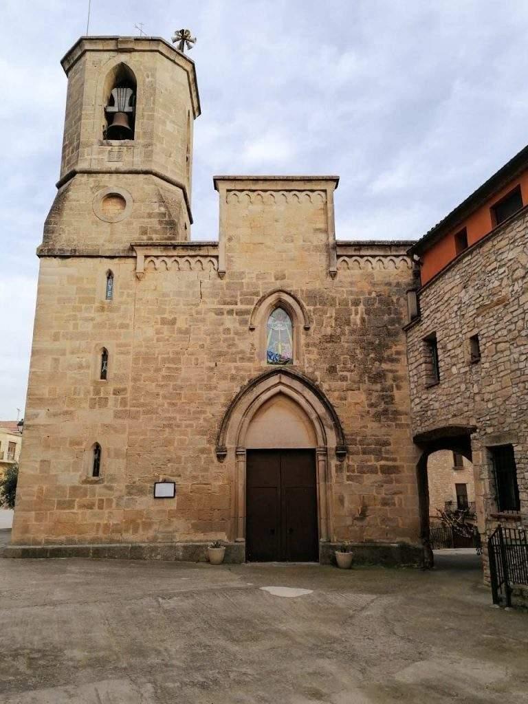 parroquia de sant llorenc martir rocallaura